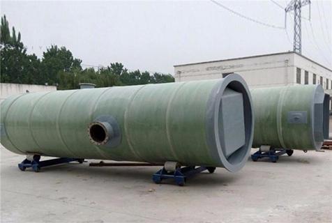 广西预制式一体化泵站设备