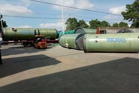 福建箱泵一体化泵站价格